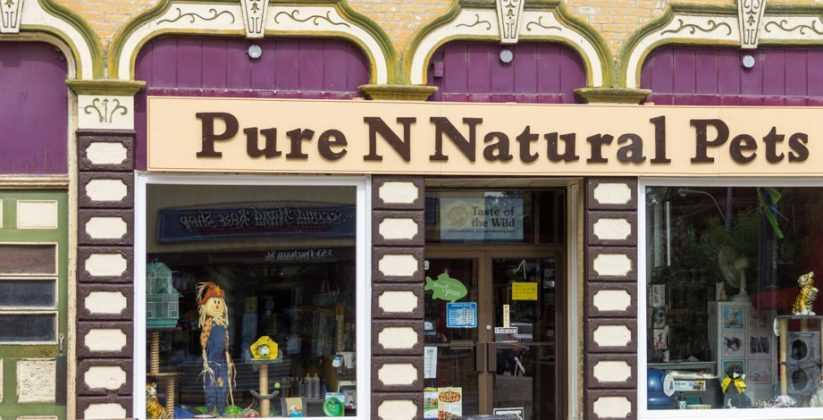 Pure N Natural Pets