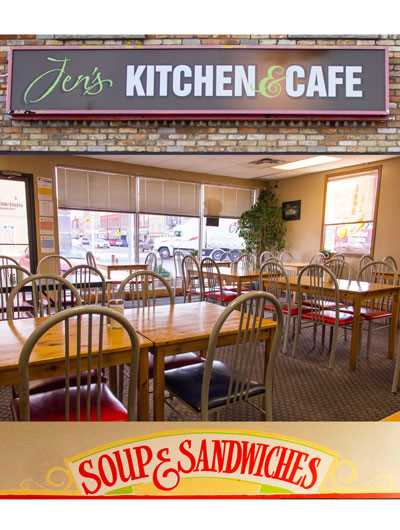 Jen's Kitchen & Cafe
