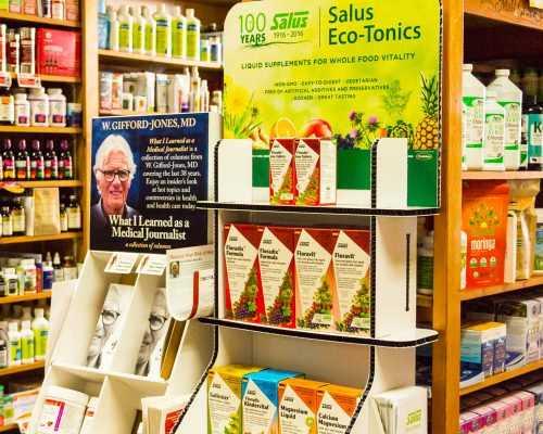 NHF Mister Natural - Health Foods