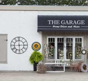 The Garage Home Decor & more