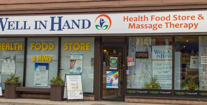 Well in Hand & Massage Therapy
