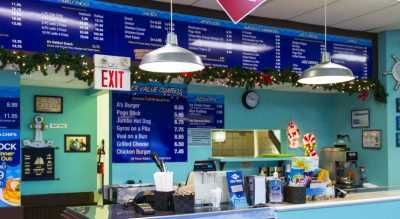 As Fish and Chips Burgers & Souvlaki Elmvale Ontario