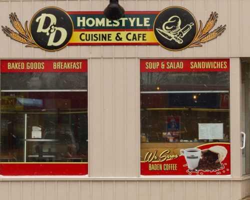 D & D Homestyle Cuisine & Cafe
