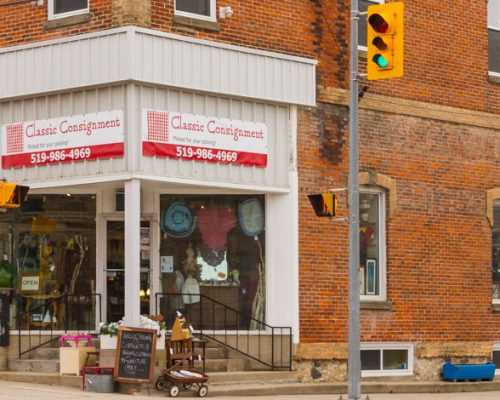 Classic Consignment in Markdale