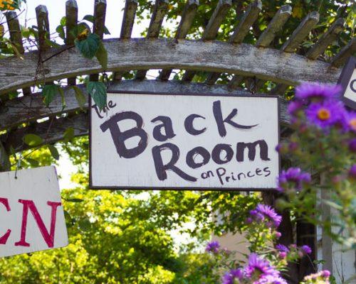 The Back Room on Princes