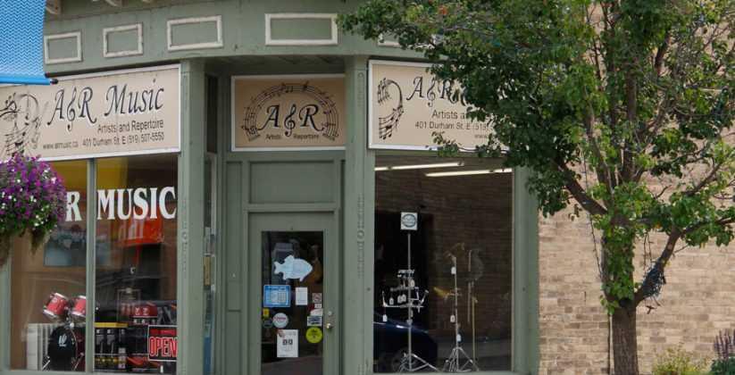 A&R Music Store