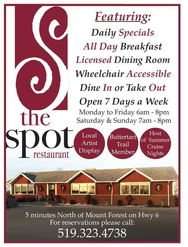 The-Spot- Restaurant