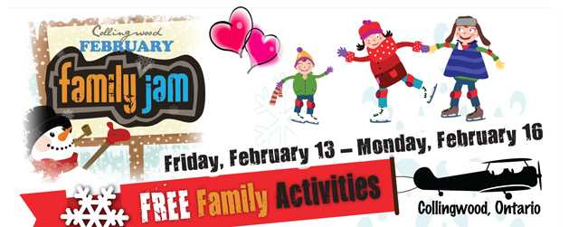 Collingwood-Winter-Carnival-family-jam