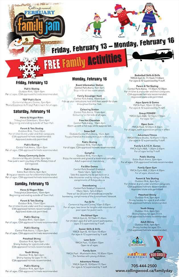 Family-Jam-Event-Calendar-collingwood