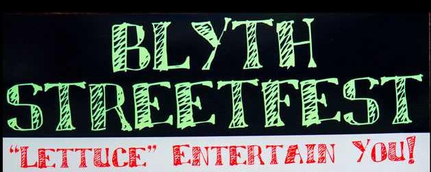 Blyth- streetfest 2015