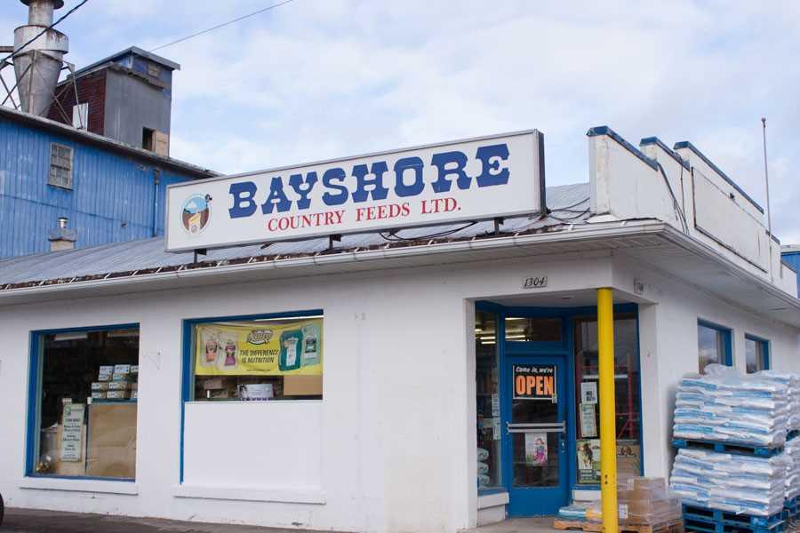 Bayshore Country Feeds