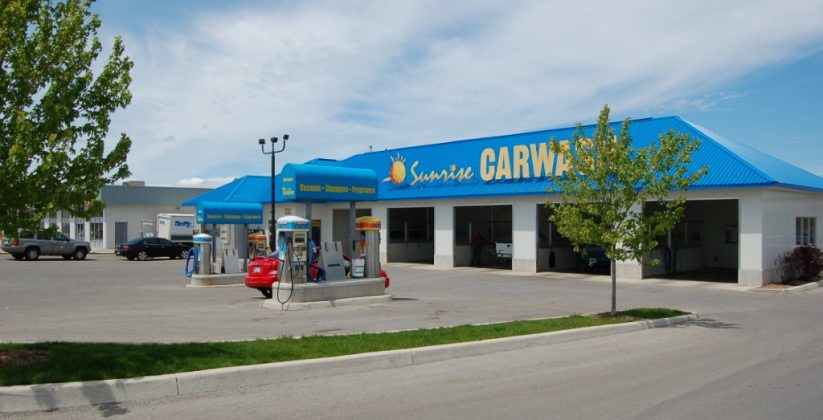 Sunrise Carwash Owen Sound
