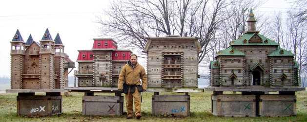 Extreme Birdhouses Belgrave Ontairo