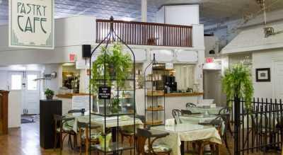Birgit's Pastry Cafe, Owen Sound Ontario