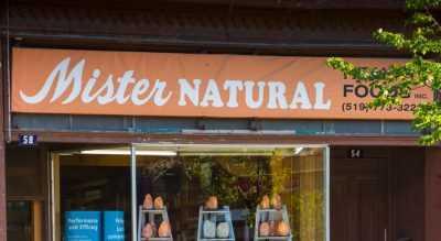 NHF Mister Natural Health Foods Aylmer Ontario