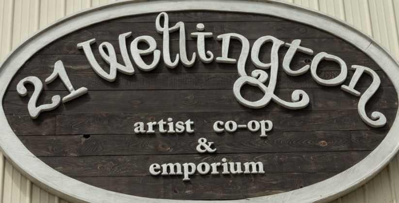 21 Wellington Artist Co-Op & Emporium