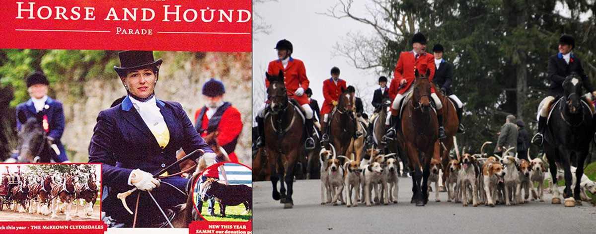 horse-and-hound-parade