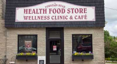 Fountain Head Health Store and Cafe