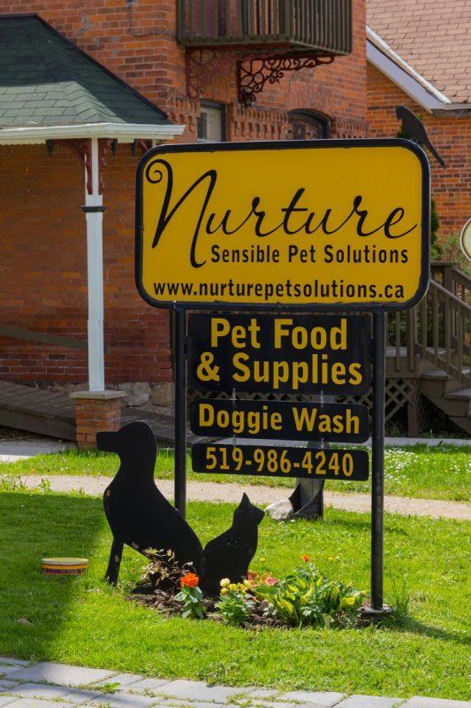 Nurture Pet Solutions Markdale Ontario
