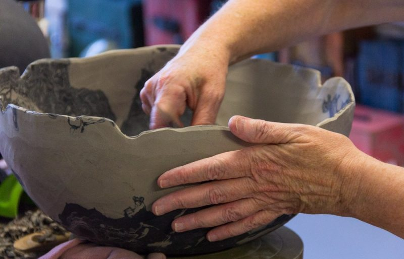 Nichol Pottery Ripley, Ontario