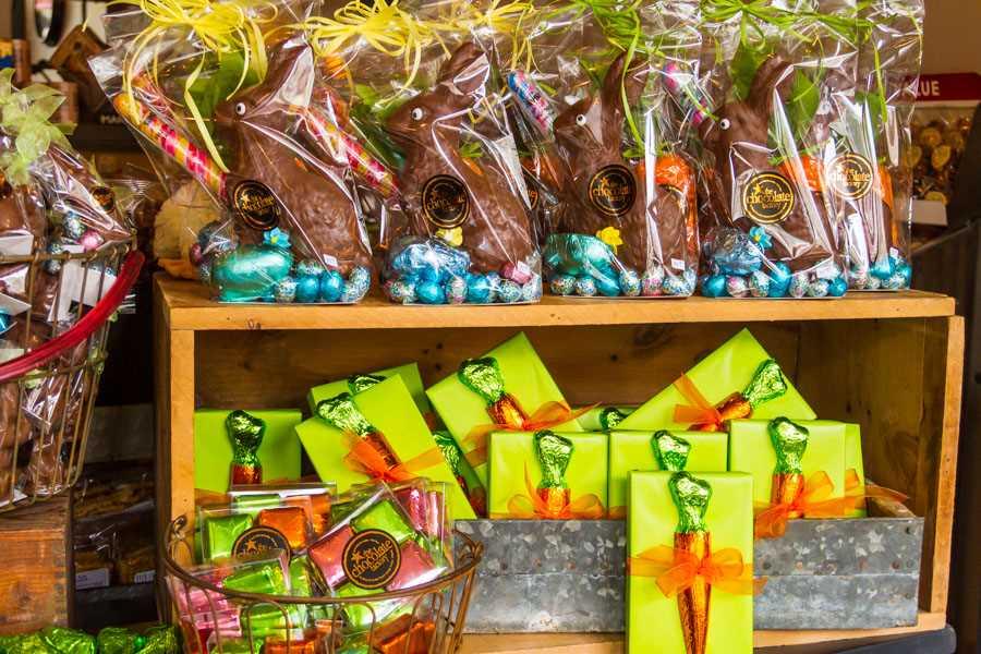 The Chocolate Factory St Marys - London Ontario