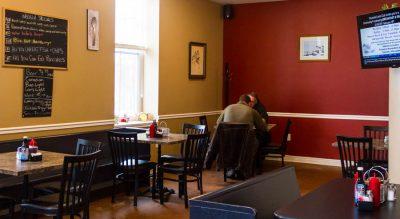 Dave's Diner Sebringville, Ontario