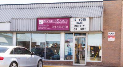 Michelle & Sam's Hair Design St Thomas