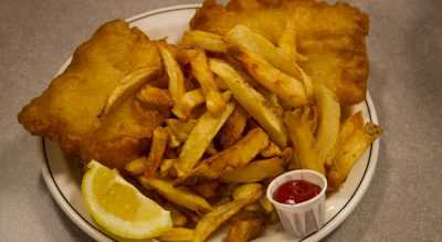Your Fish & Chips