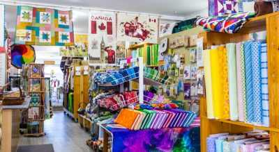 Mothers' Fabric Quilt Shop Wiarton Ontario