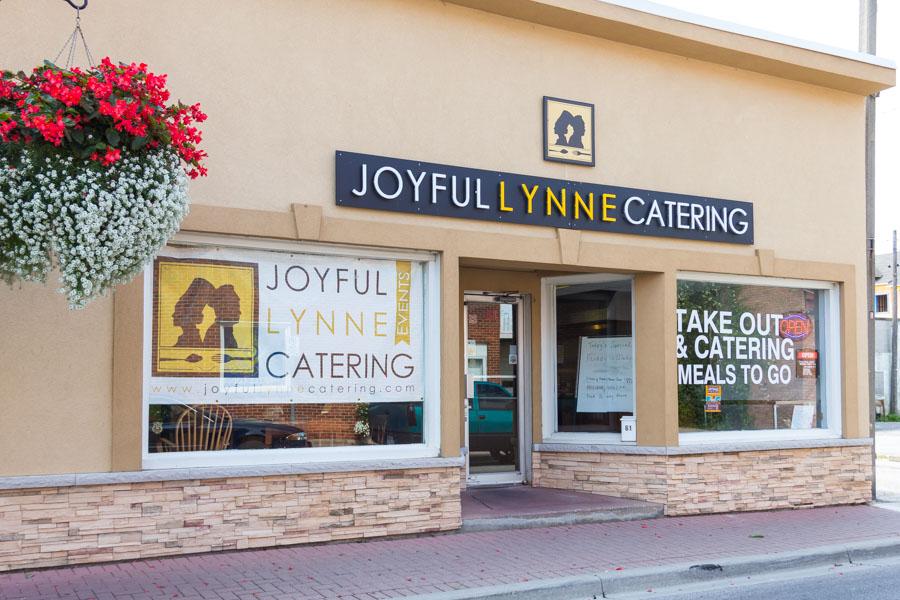 JoyfulLynne-catering Amhersburg Ontario