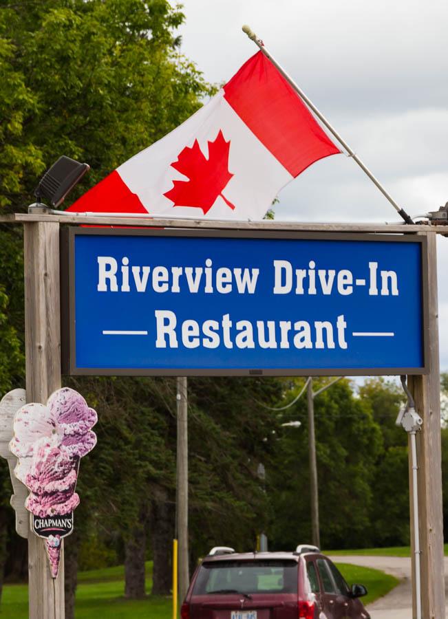 Riverview Restaurant Wingham, Ontario