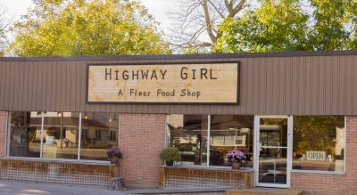 highway girl Finer food shop