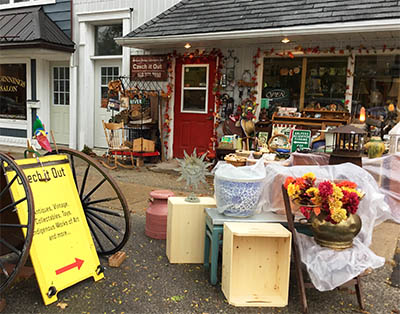 czech it out antiqutes meaford ontario