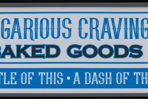 Gregarious Cravings